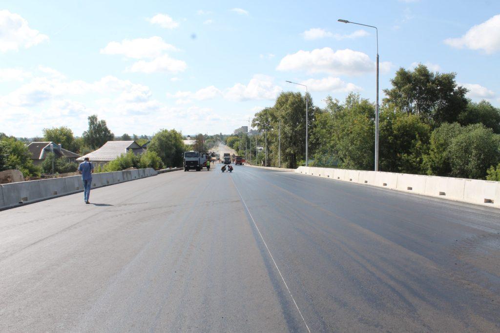 Бурашевский путепровод в Твери откроют 11 августа