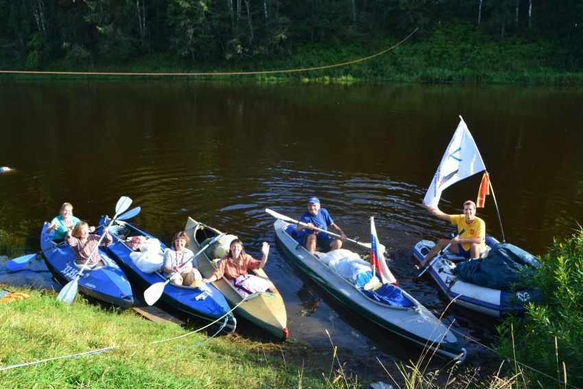 Экспедиция «Волжский рубеж - 2020» охватит территории трех районов