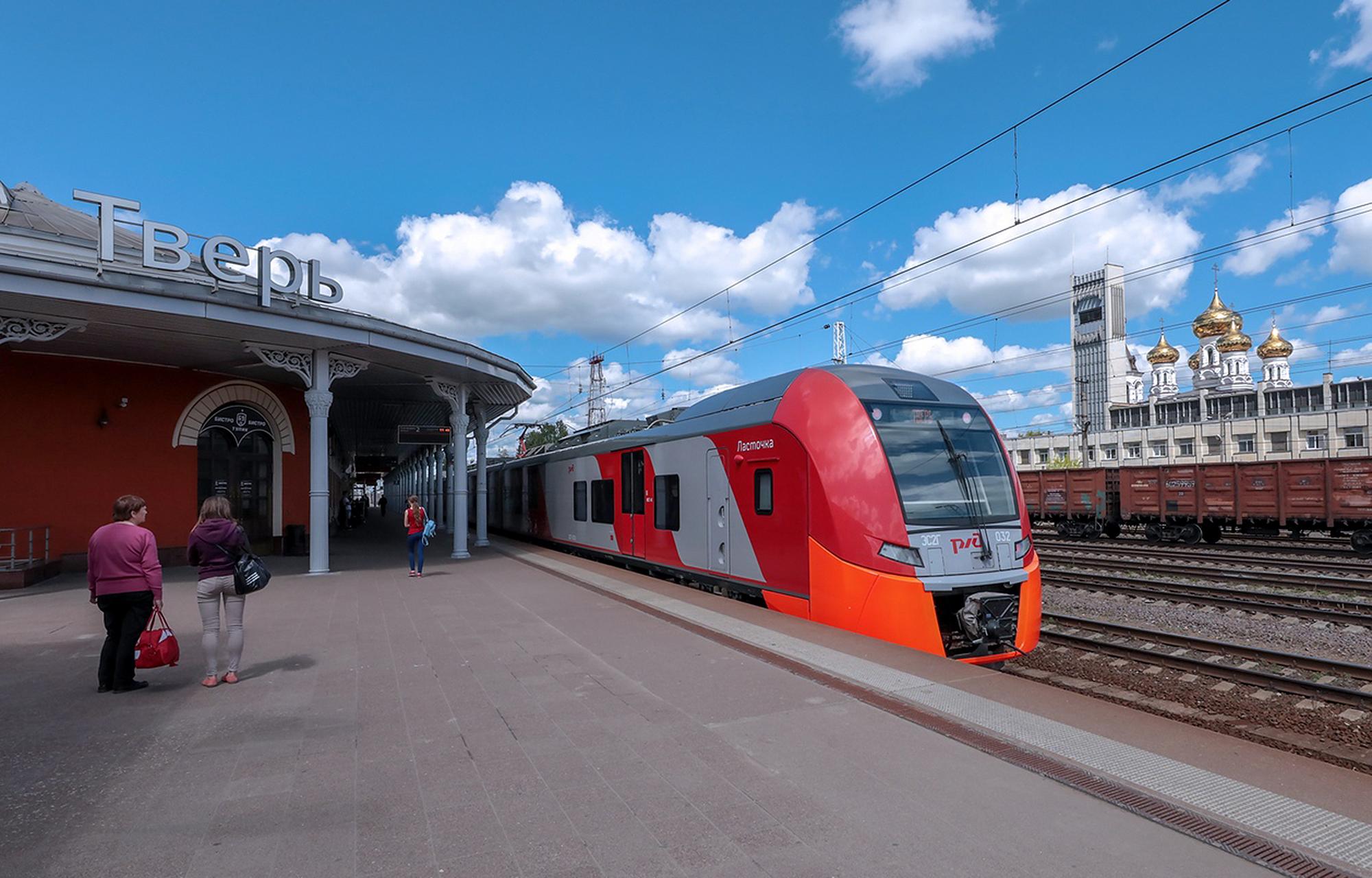Более 720 абонементов на железнодорожный транспорт приобрели студенты и школьники Тверской области