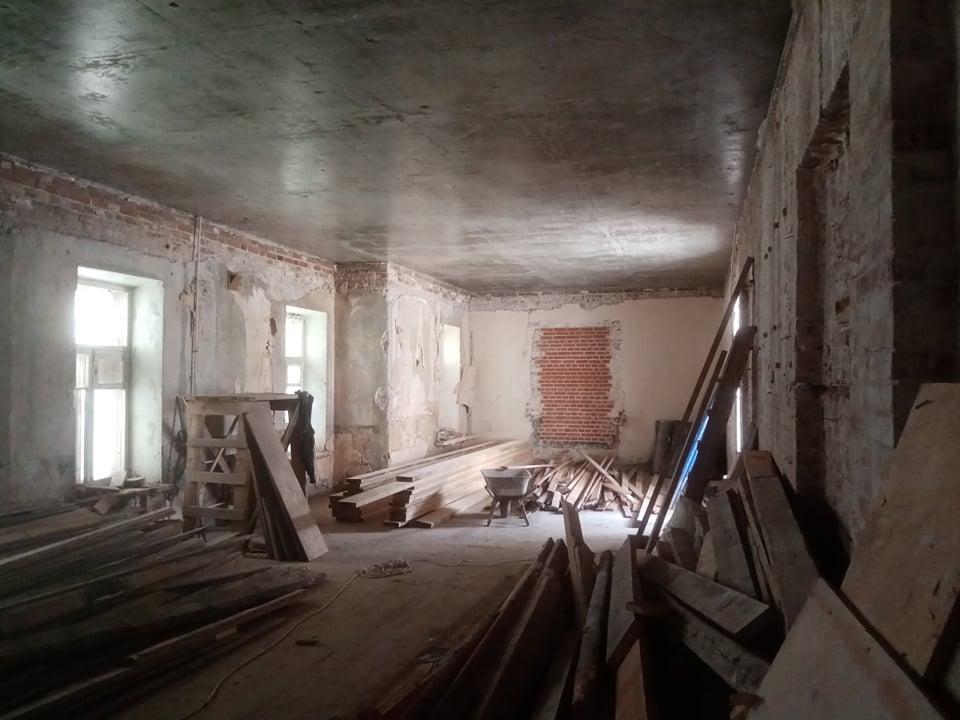 Житель Твери побывал внутри отреставрированного Ласточкиного гнезда
