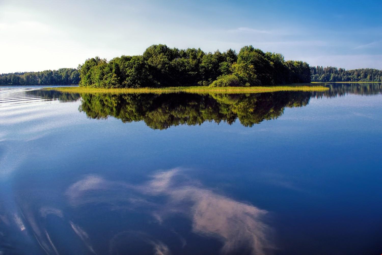 Самое известное озеро в Тверской области расчистят от ила и углубят