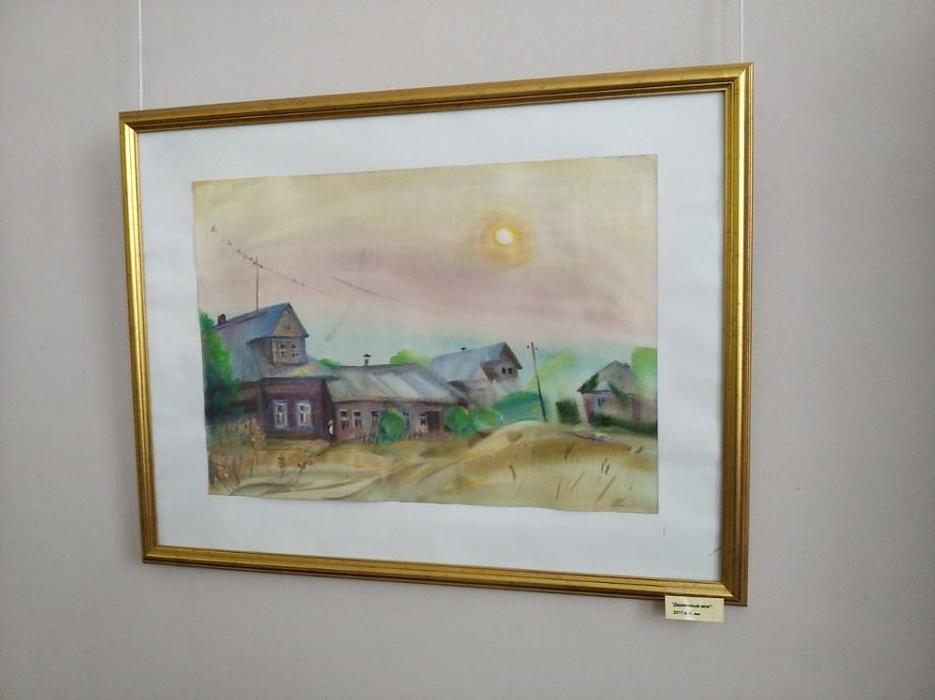 В Осташковском городском округе открылась выставка «Озеро моей души»
