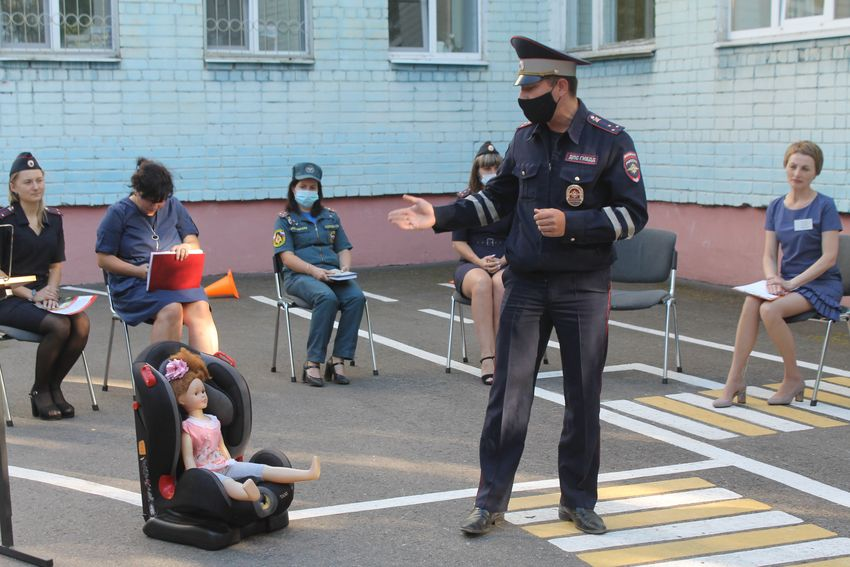 В Твери продолжаются мероприятия по профилактике детского травматизма