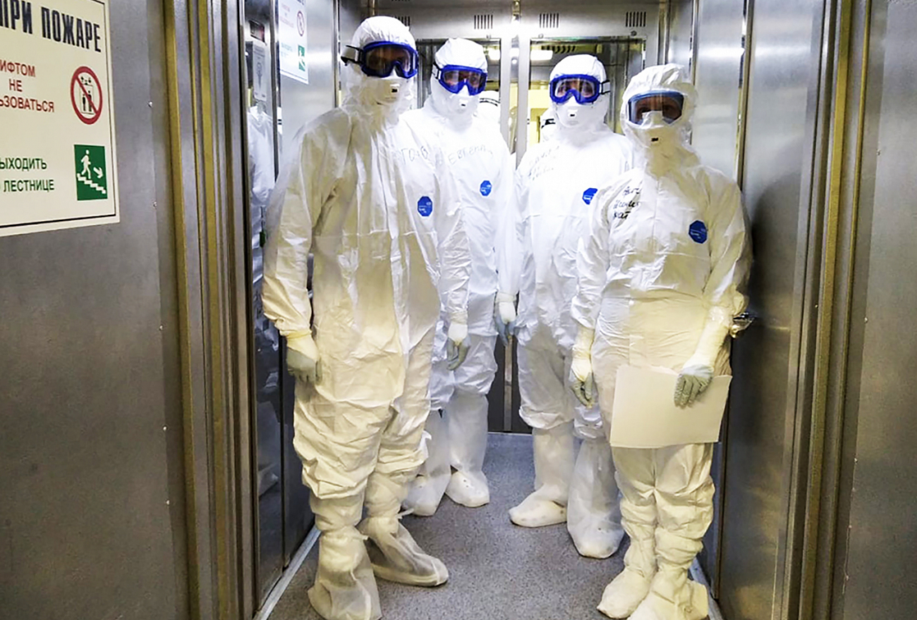 Статистика распространения коронавируса в Тверской области на 12 августа