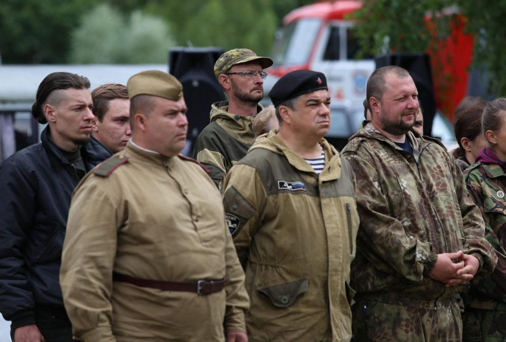 В Бельском районе проходят мероприятия в память о воинах-сибиряках, погибших в годы Великой Отечественной войны