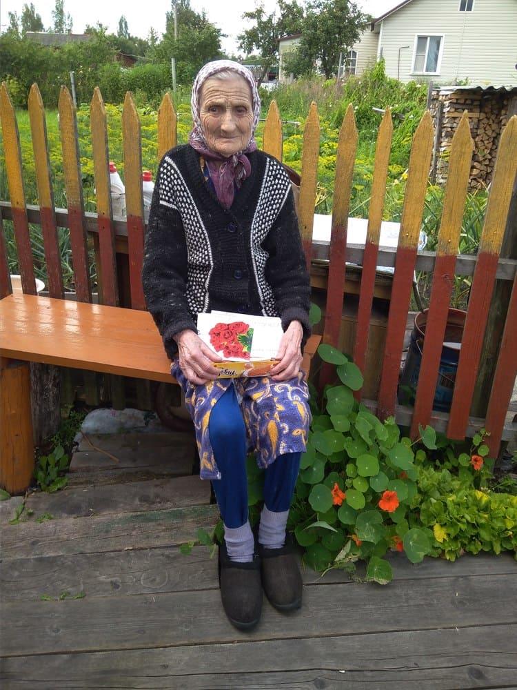 Шесть жительниц района в Тверской области отметили 90-летний юбилей