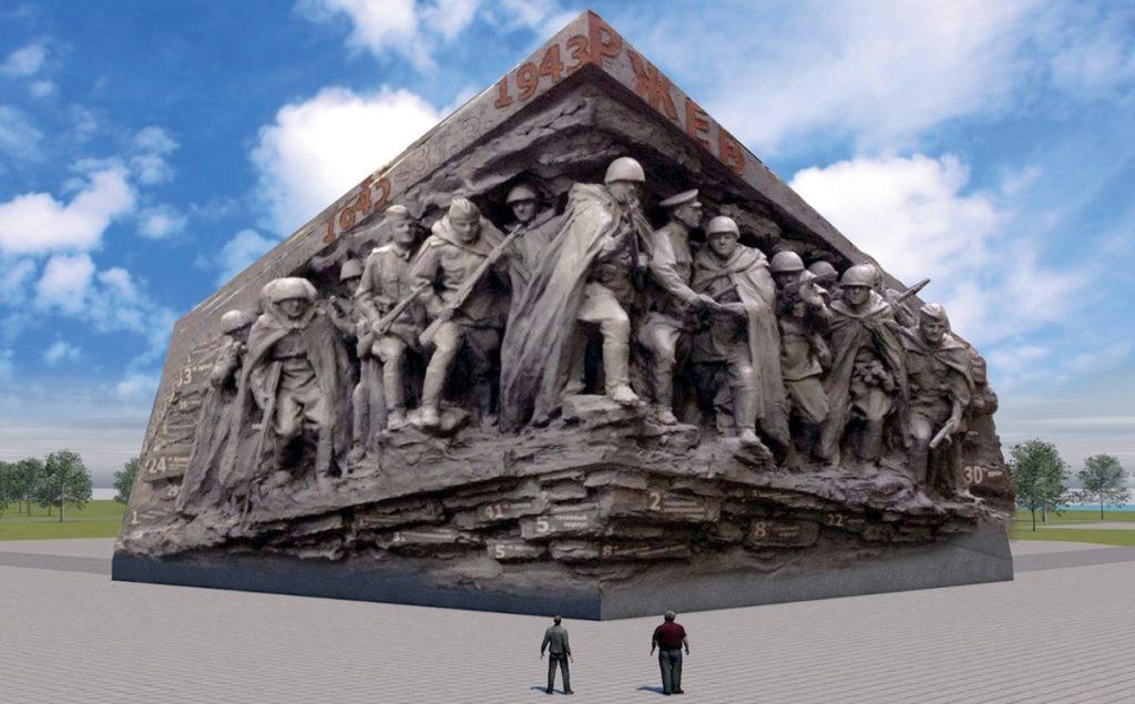 Скульптор Андрей Коробцов показал альтернативные версии Ржевского мемориала