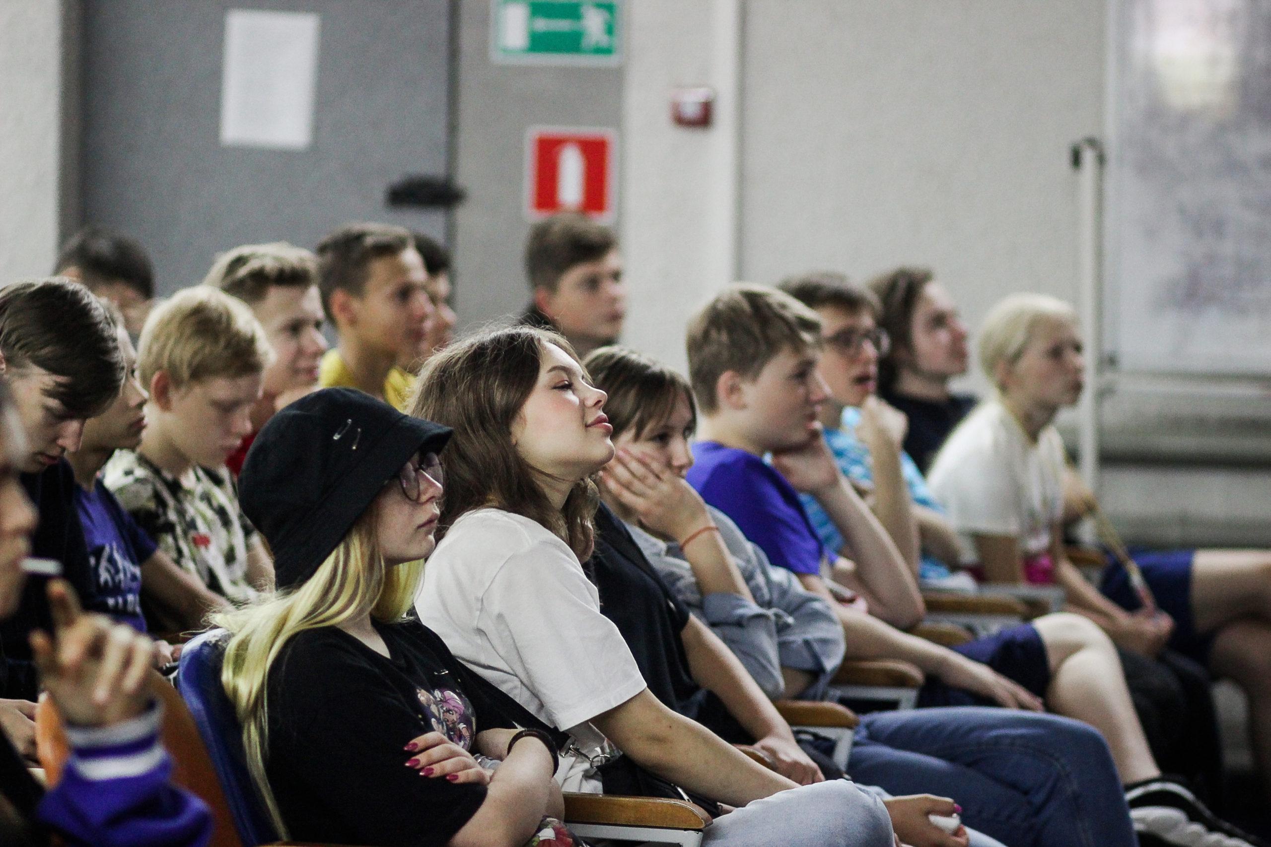 Детям Тверской области рассказали, как создать свой бизнес