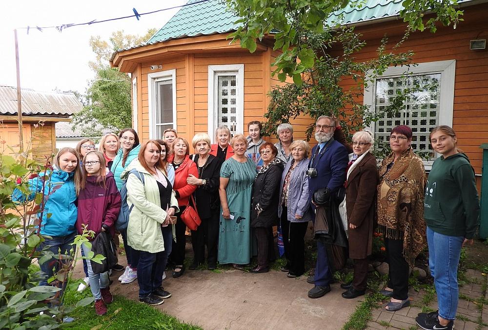 Общественные организации Тверской области встречались в Калязине