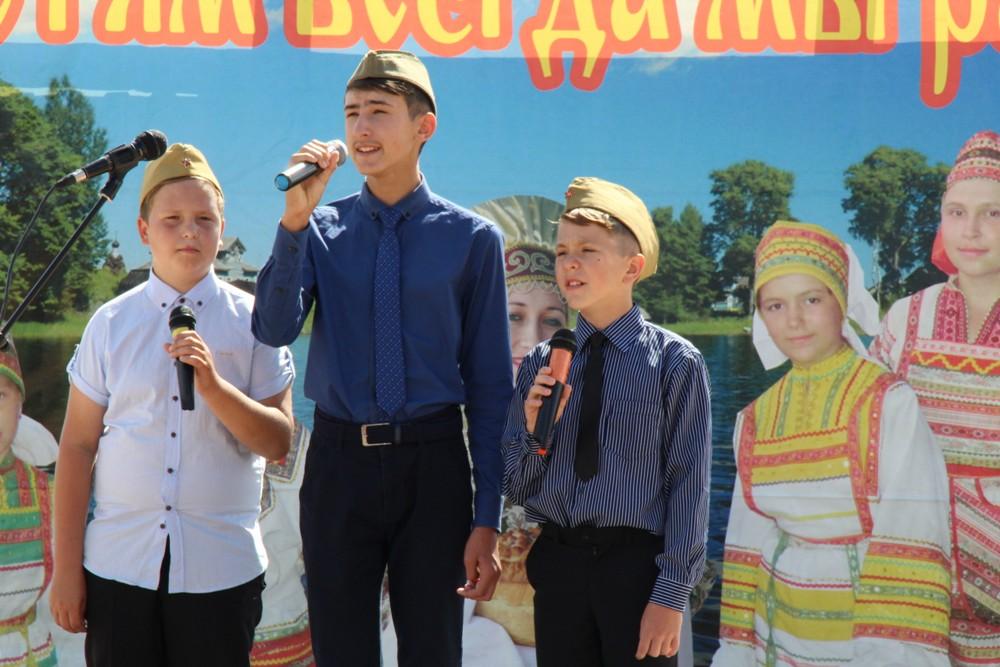 Межпоселенческий фестиваль «Щучейские зори-2020» прошел в Тверской области