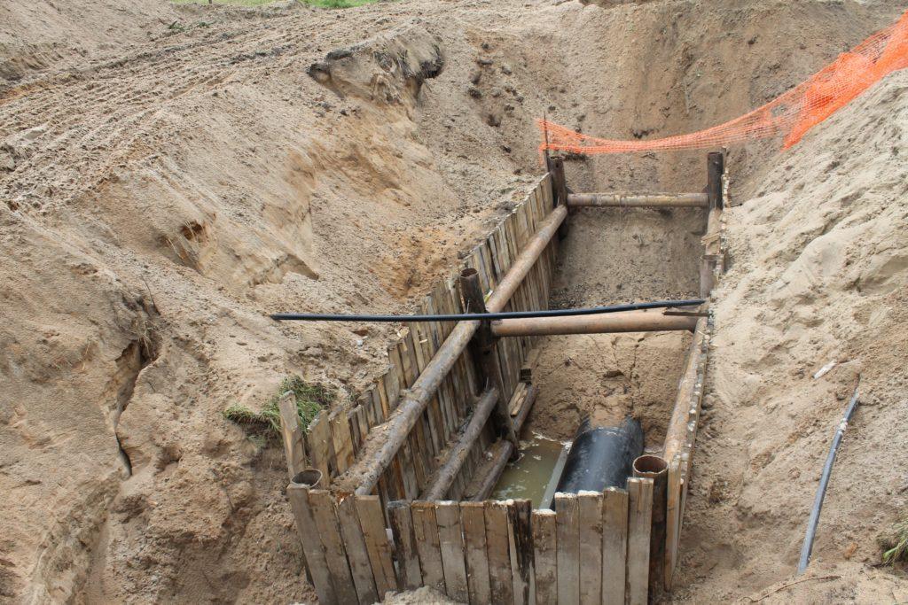 В Твери подходят к финалу работы по первому этапу модернизации водовода