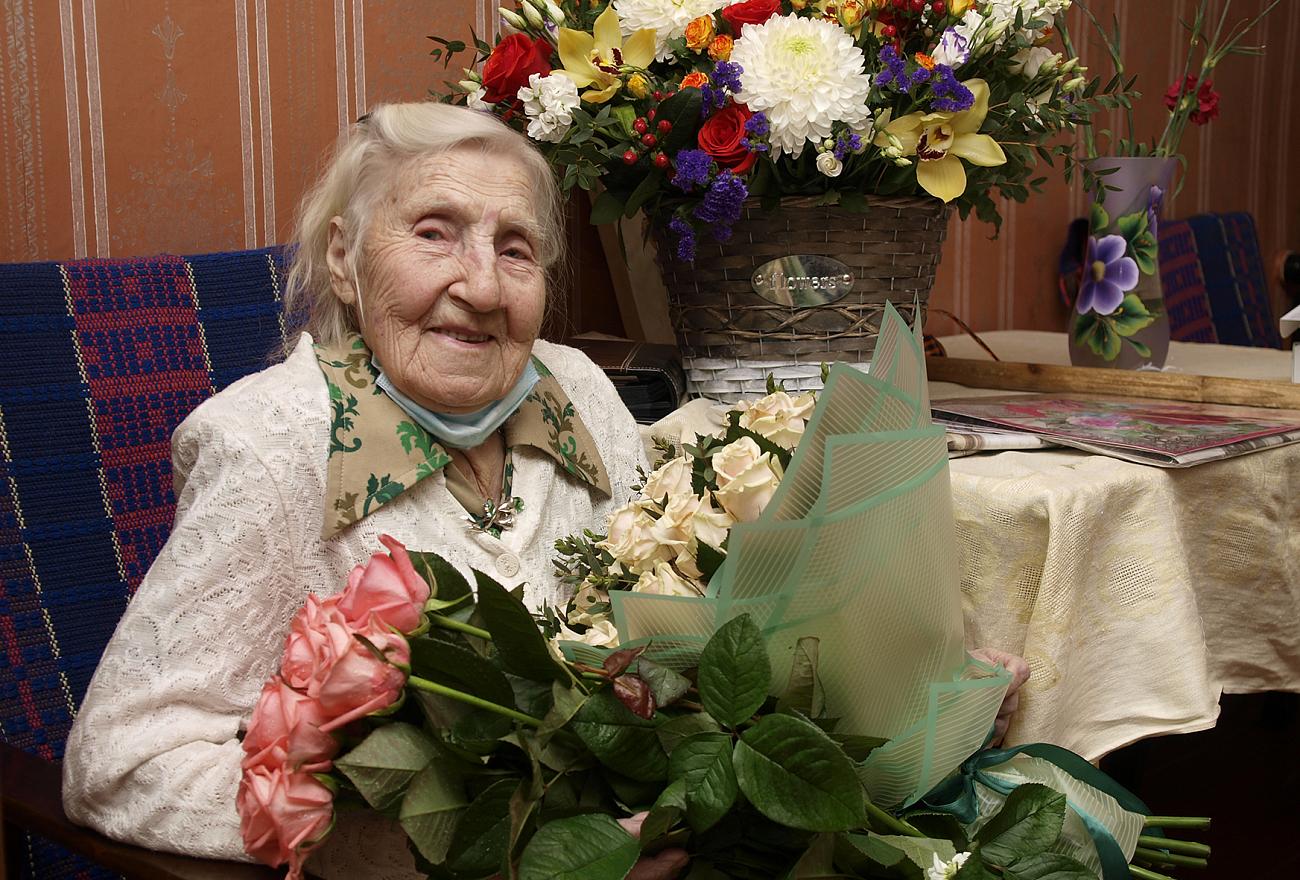 В Тверской области ушла из жизни участница Великой Отечественной войны Клавдия Фёдоровна Сенаторова