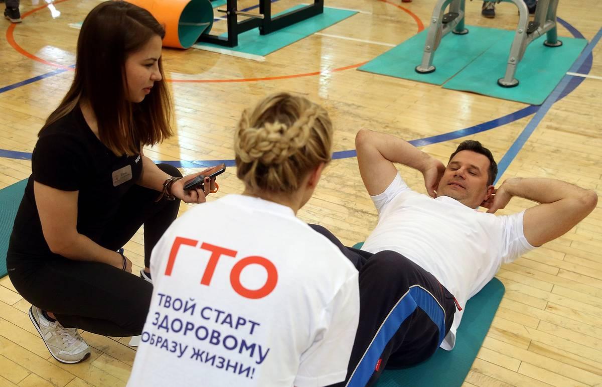В День физкультурника в Тверской области открыты две новые спортивные площадки для сдачи нормативов ГТО
