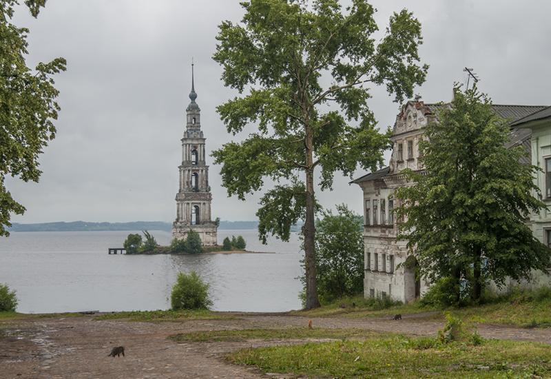 В Калязине сотрудники музея проведут экскурсию по историческому центру города