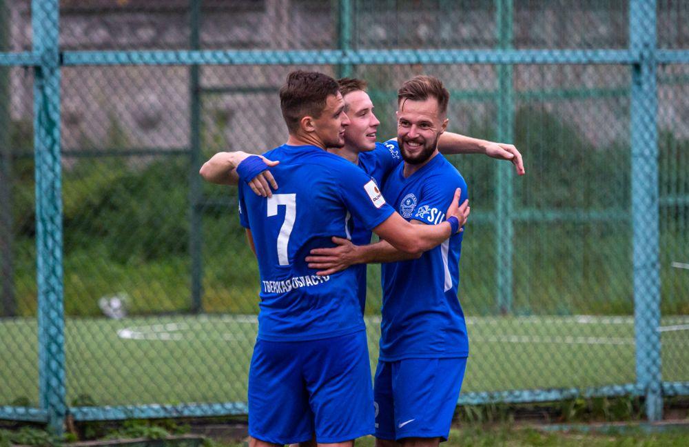 ФК «Тверь» одержал победу над командой из Смоленска и занимает вторую строчку в турнирной таблице