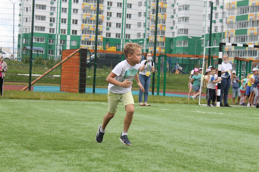 В последний месяц лета тверская детвора может отдохнуть в межшкольном лагере