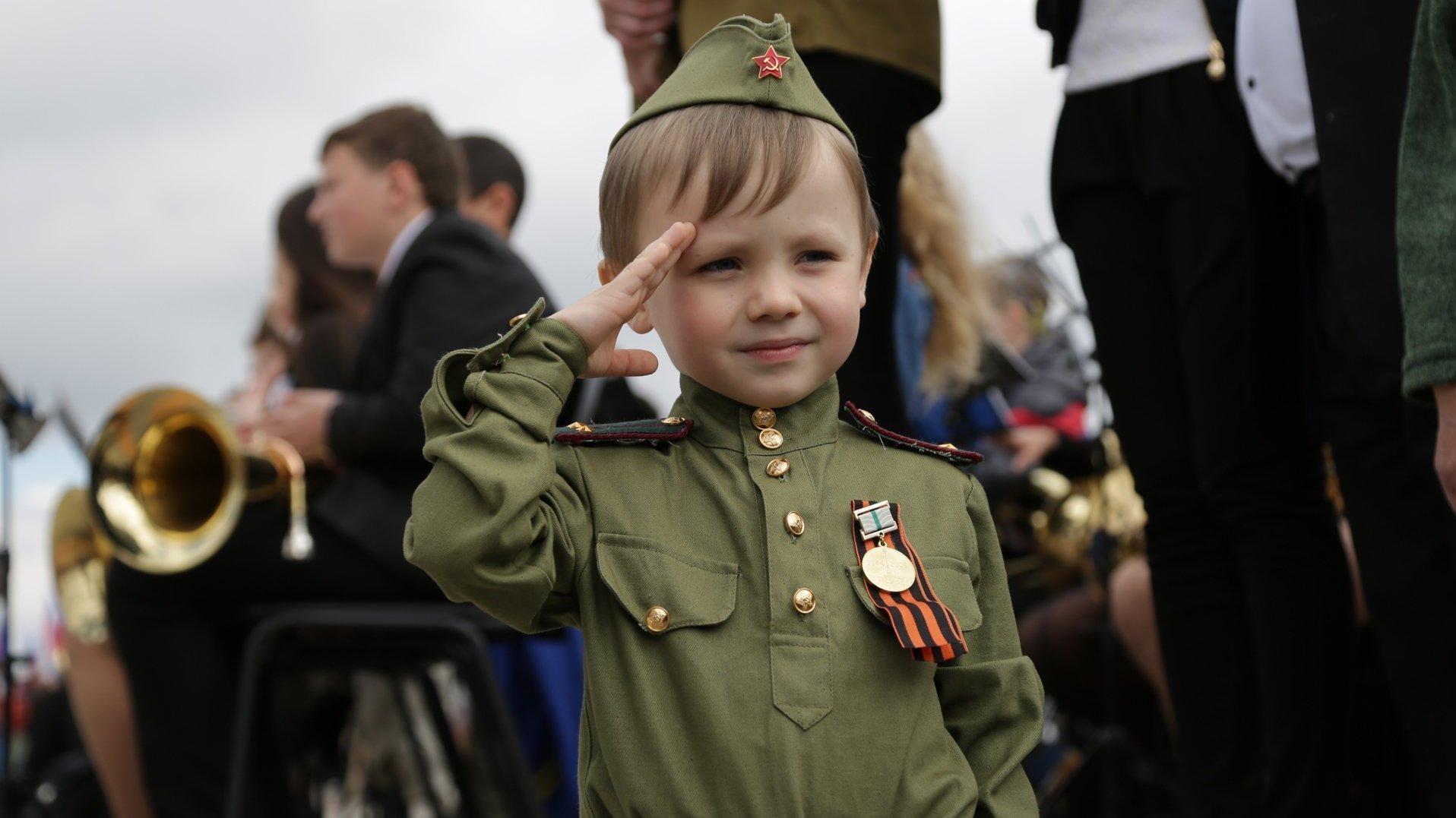 Дети из Тверской области стали призерами конкурса песен военных лет