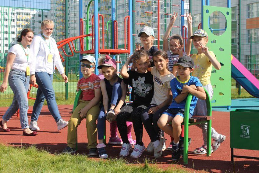 «Центр лета» в Твери посещают 59 школьников