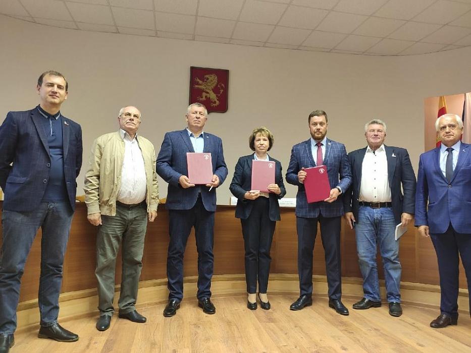 Минэкологии региона и ТвГУ заключили договор на обследование 405 особо охраняемых территорий