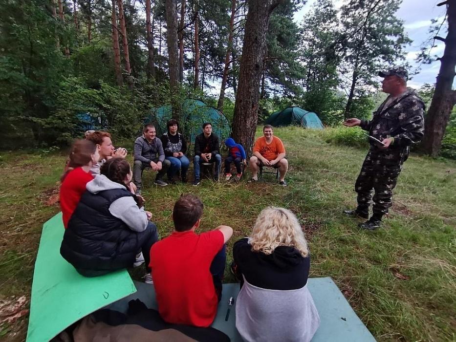 Молодежь Конаковского района в «Лагере Актива» обсуждала социально значимые вопросы