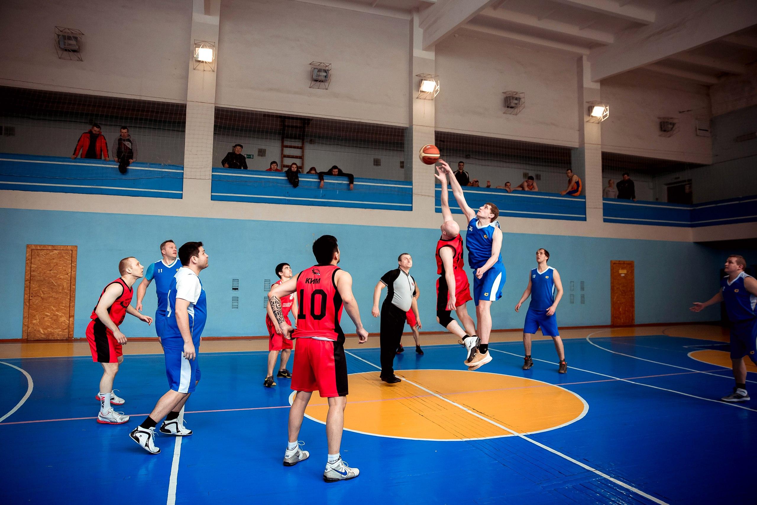 Тверские баскетбольные команд могут подать заявку на участие в фестивале баскетбола