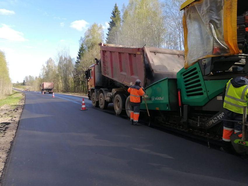 В Тверской области за три года отремонтируют три дороги регионального значения