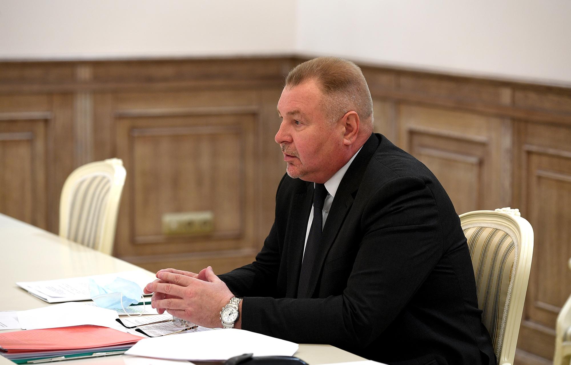Андрей Зайцев:Сейчас всё говорит отом, что экологическая ситуациясущественно оздоровится