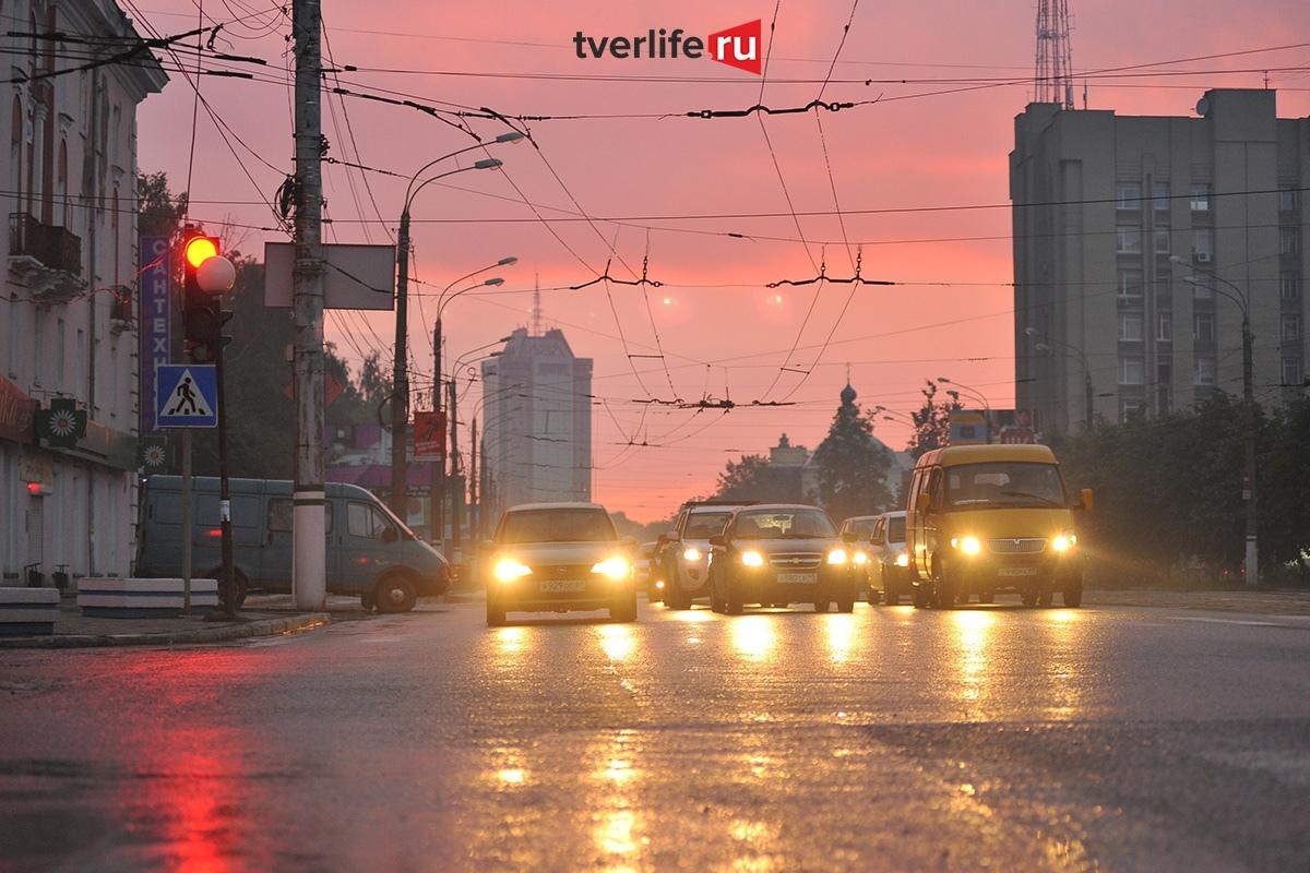 Тверскую область ждут еще два дня холода и дождей