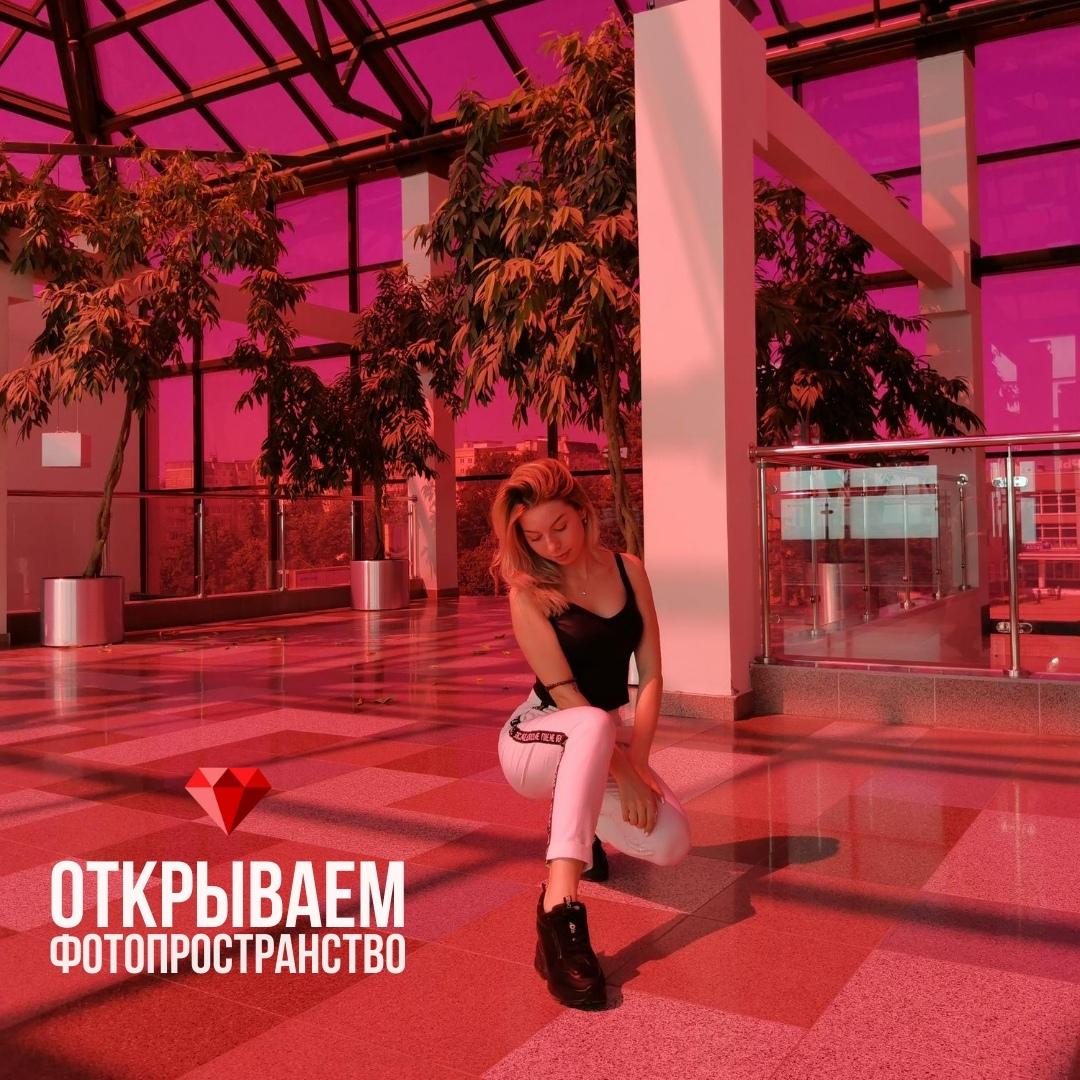 В торговом центре Твери появилась бесплатная площадка для фотосессий