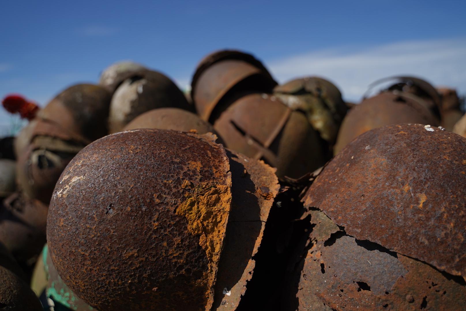 В Зубцовском районе Тверской области перезахоронили останки  462 советских бойцов