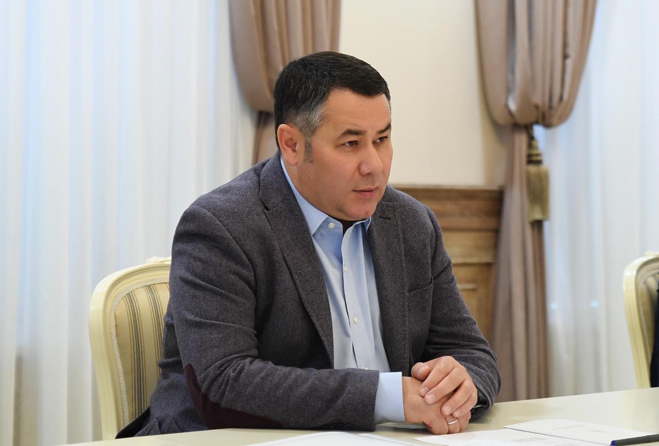 Игорь Руденя провел рабочую встречу с руководством Ростеха по созданию особой экономической зоны «Эммаусс»