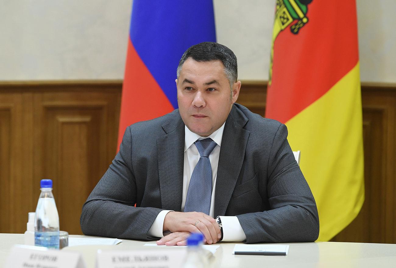 Игорь Руденя призвал создать в Твери единое культурное пространство