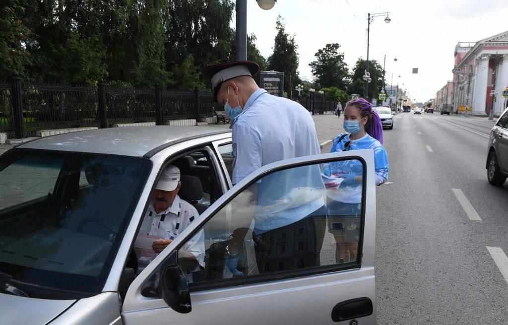 В Тверской области стартовала акция «Внимание – дети!»