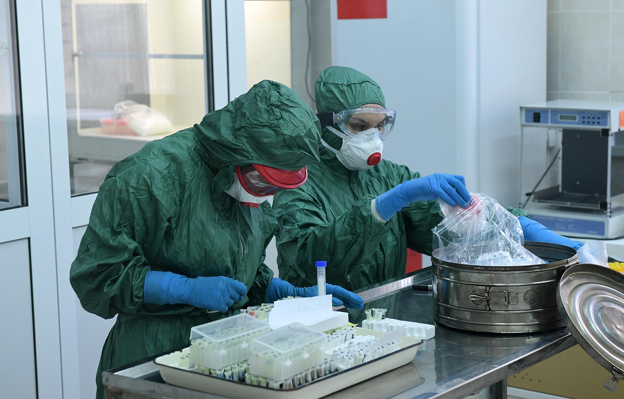 Статистика распространения коронавируса в Тверской области на 29 августа