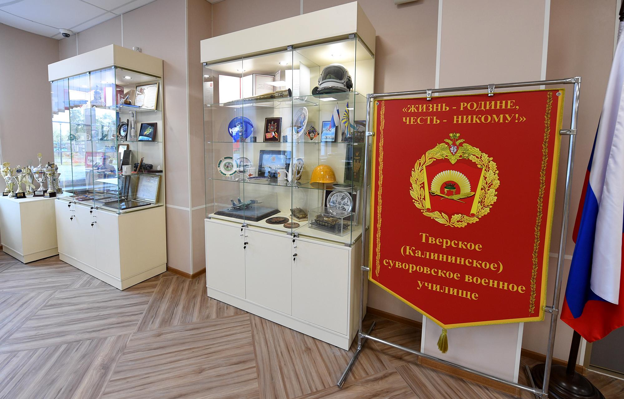Игорь Руденя и заместитель Министра обороны РФ Тимур Иванов проинспектировали готовность нового комплекса суворовского училища