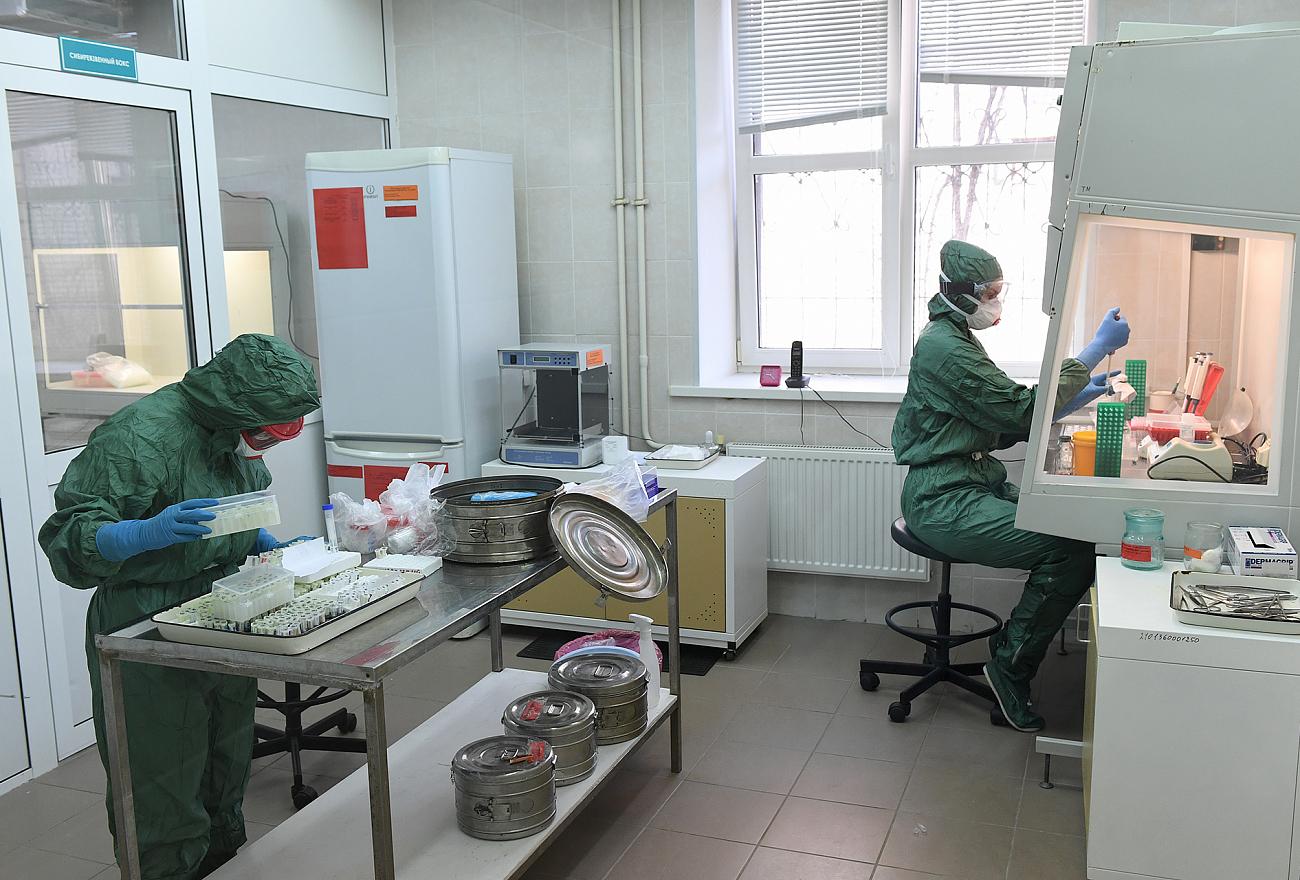 В Тверской области провели более 140 тысяч исследований на коронавирус