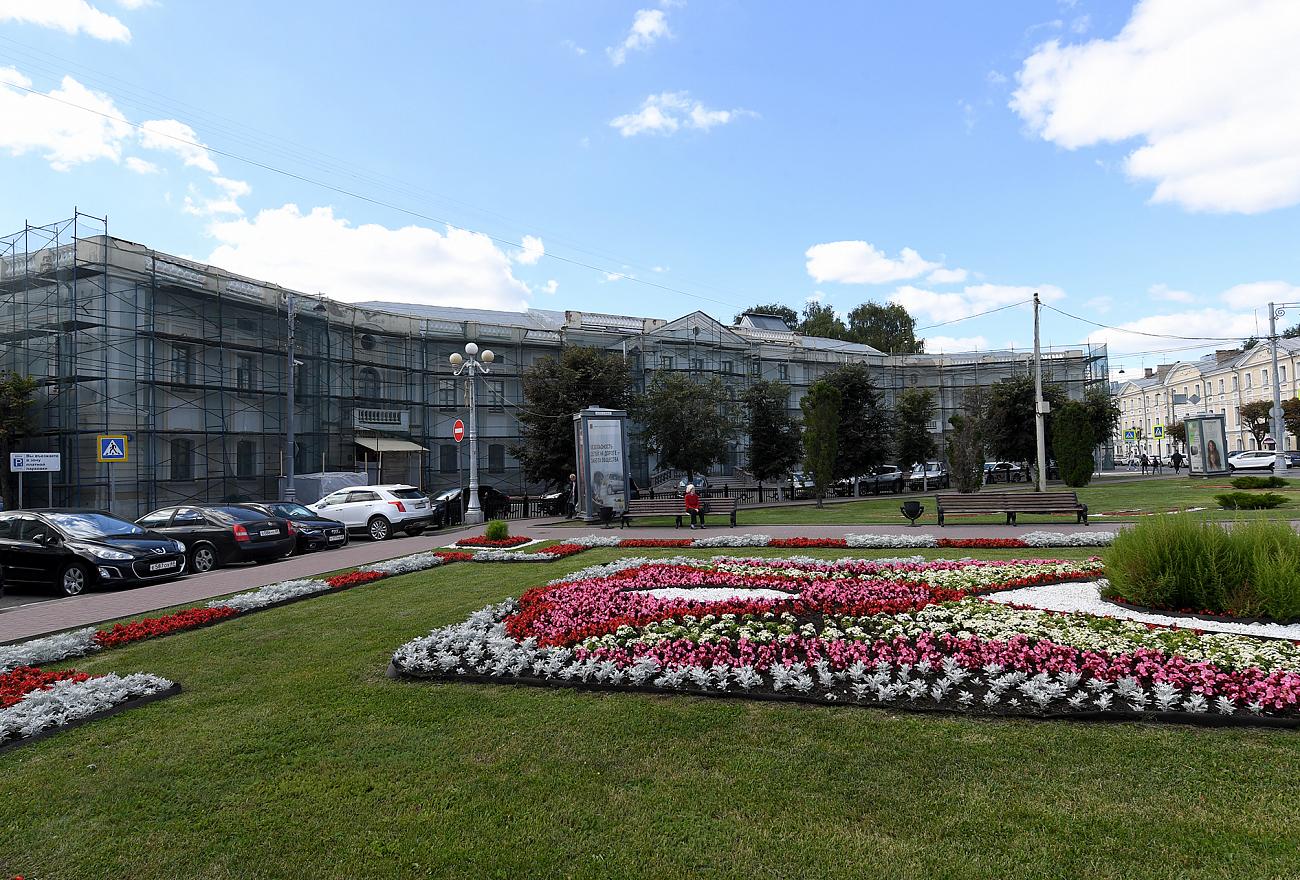 Тверские театры и филармония наводят лоск перед открытием сезона