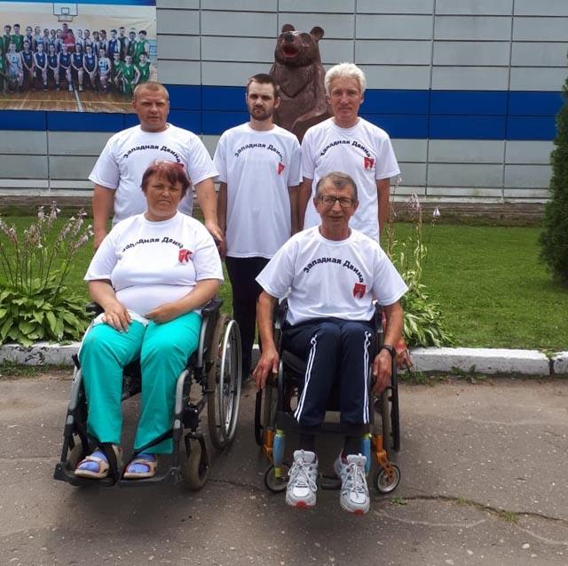 Спортсмен из Западной Двины завоевал золото на межрайонных соревнованиях в Тверской области