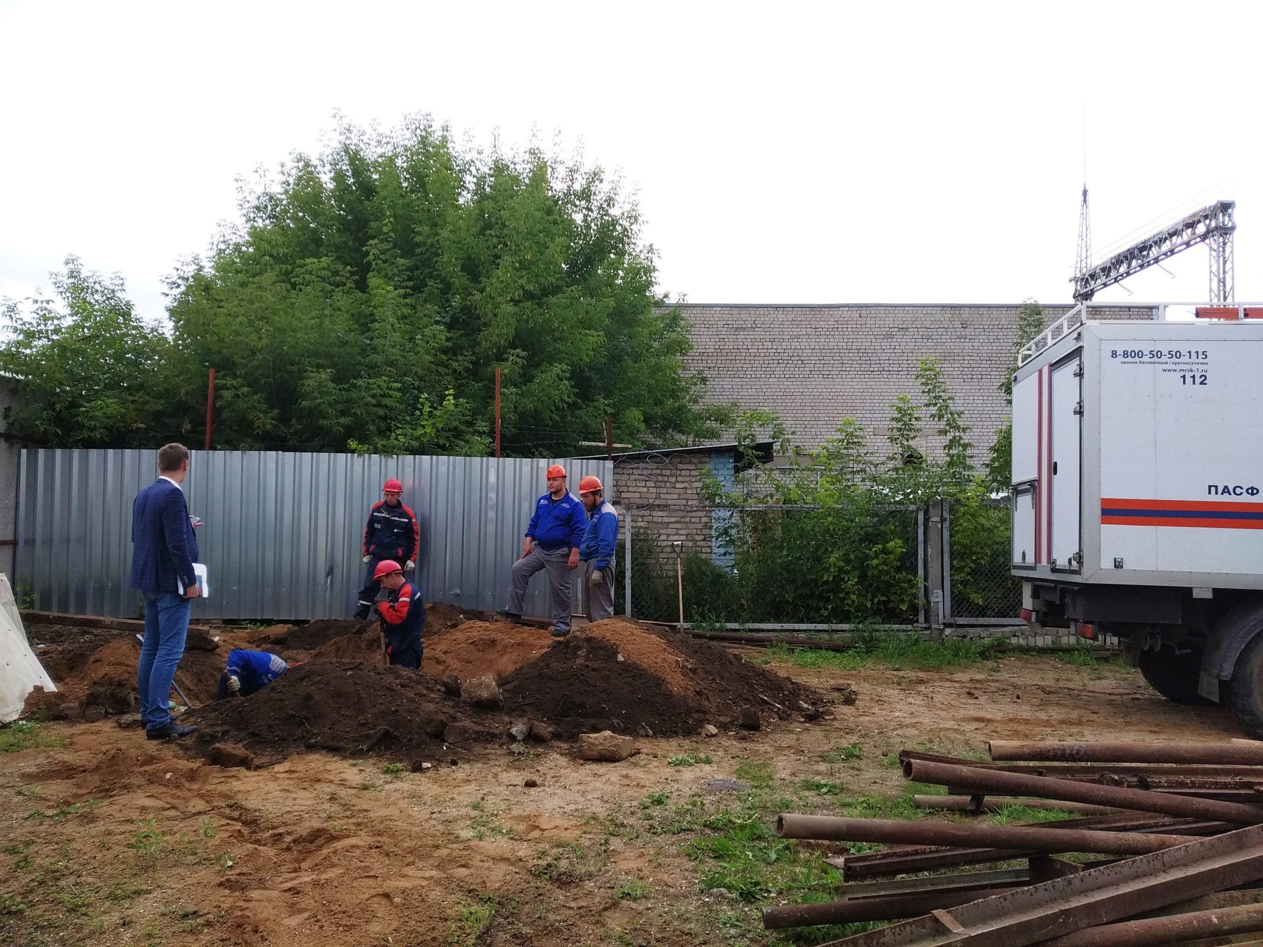Энергетики оперативно восстановили электроснабжение на улице Лукина в Твери