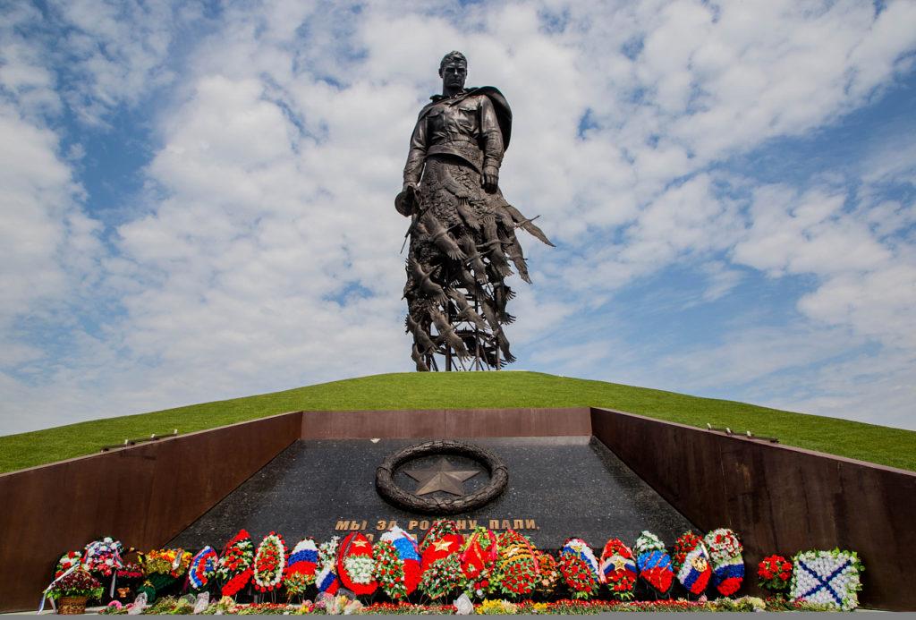 Делегация из Якутии посетила памятные места Ржевского района Тверской области