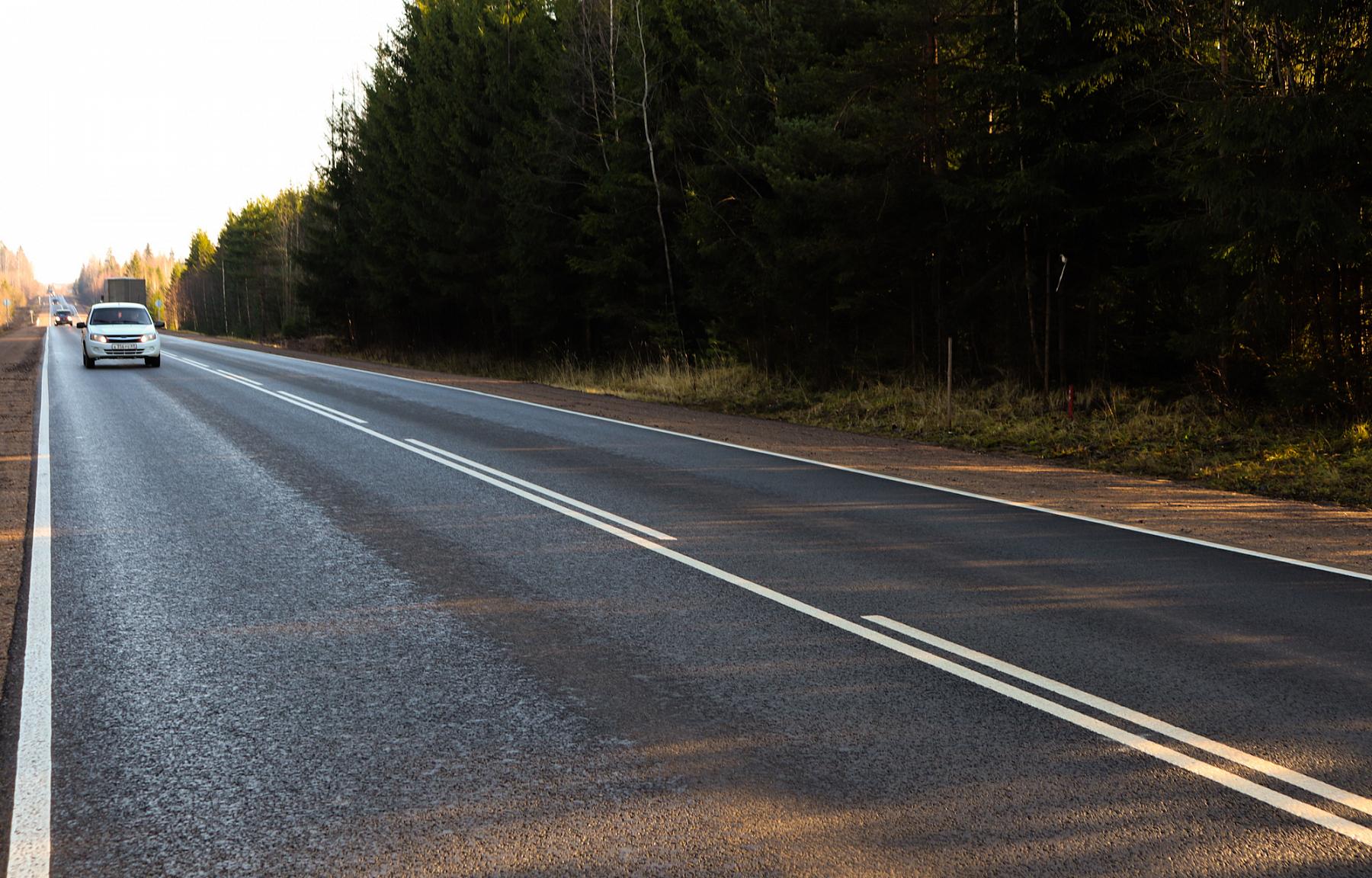 В Тверской области в 2021 году продолжится ремонт дороги «Москва – Рига» – Андреаполь – Пено – Хитино»