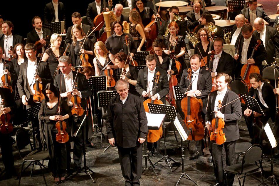 Оркестр Мариинского театра выступит в Твери