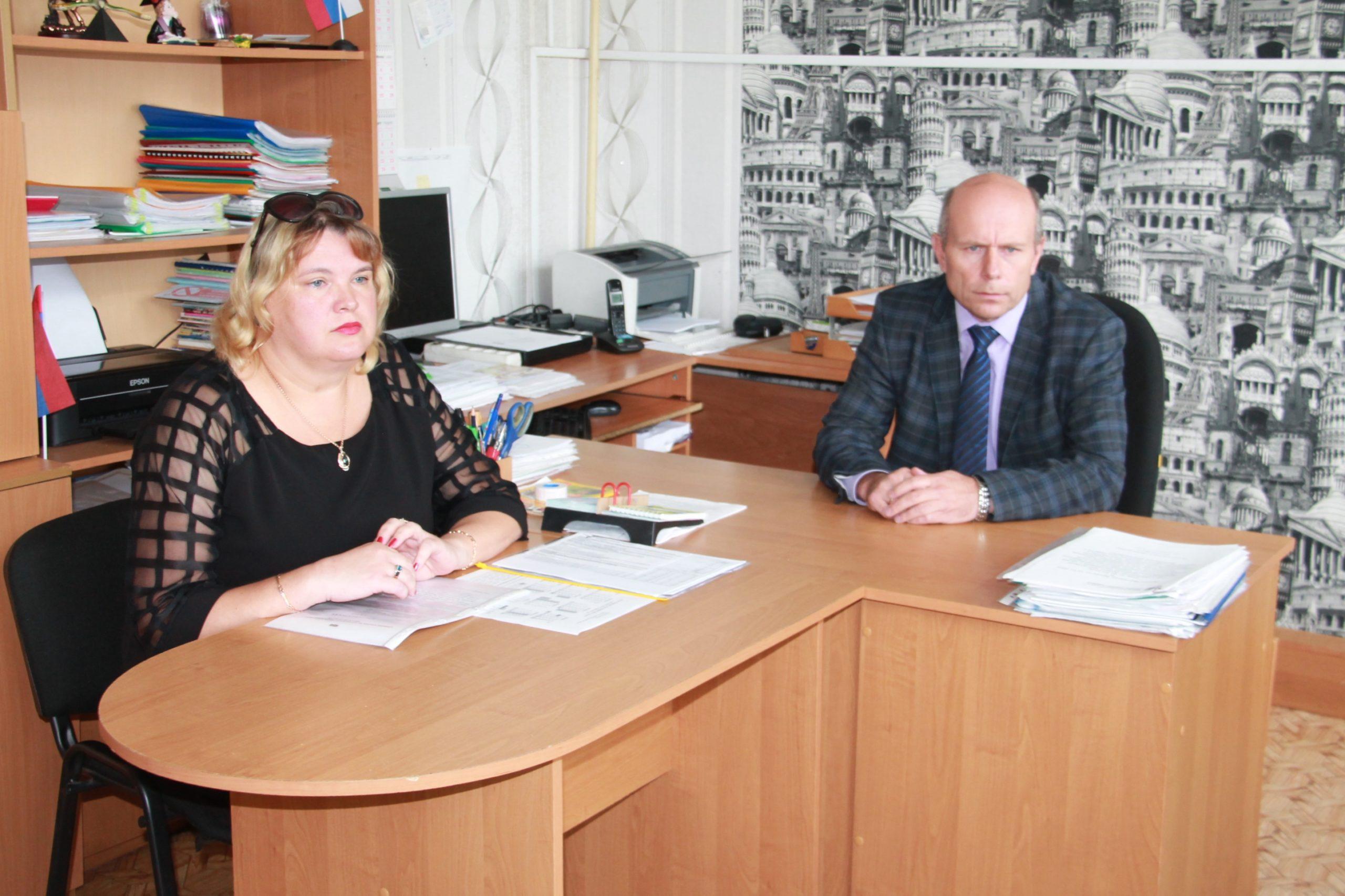 В одной из школ Нелидовского района назначили нового директора