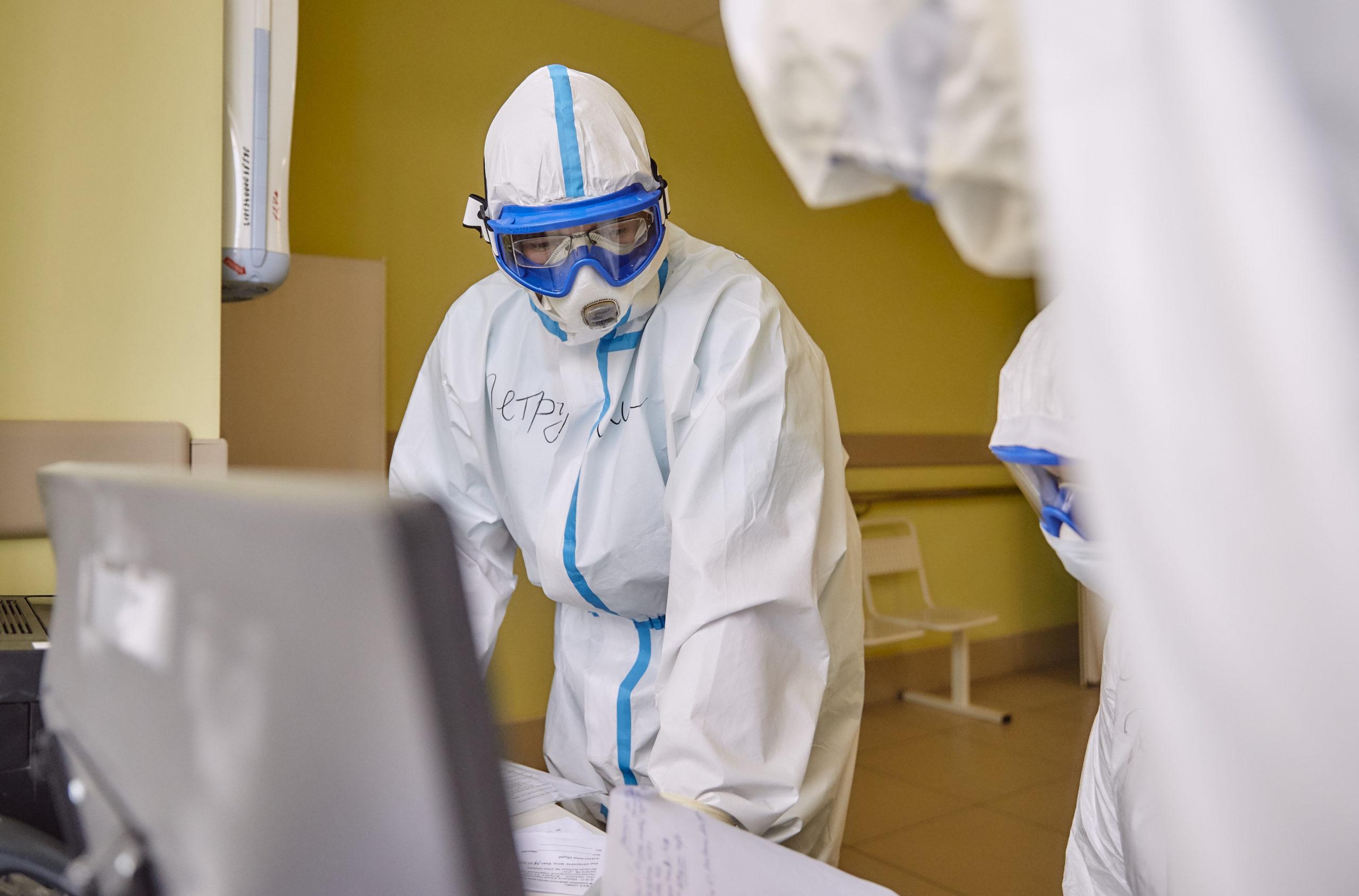 Статистика распространения коронавируса в Тверской области на 31 августа