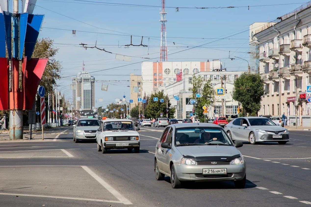 Три важных нововведения ждут тверских автомобилистов уже осенью