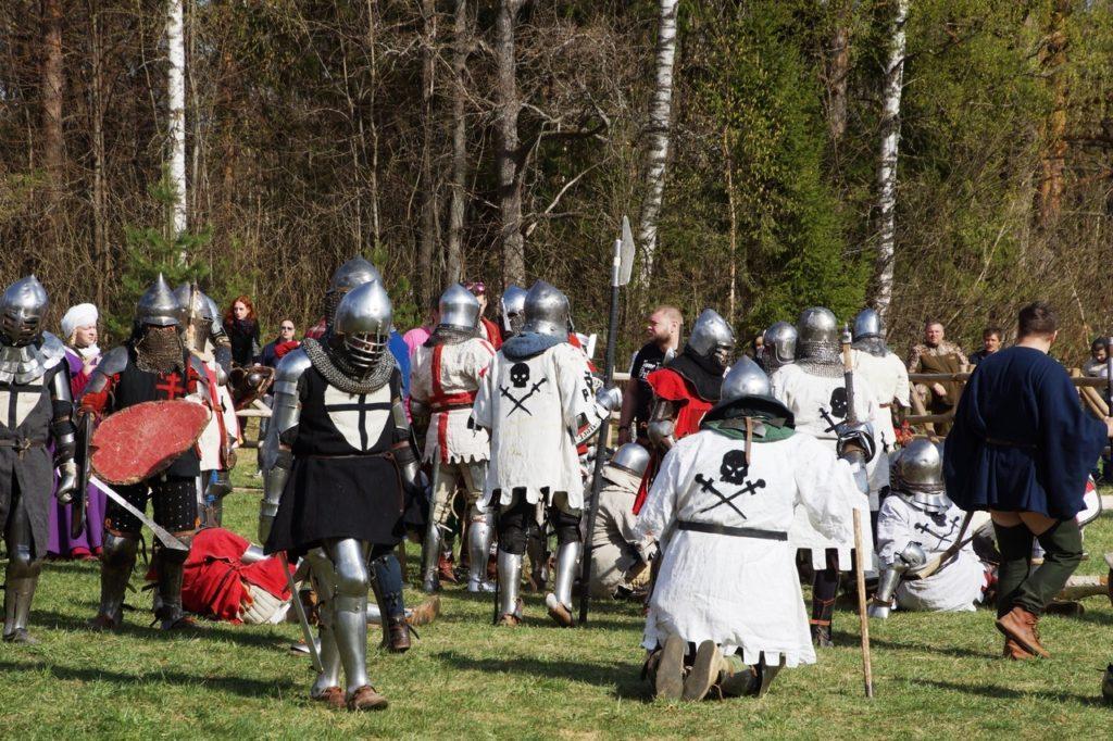 Жителей Тверской области приглашают окунуться в атмосферу Средневековья