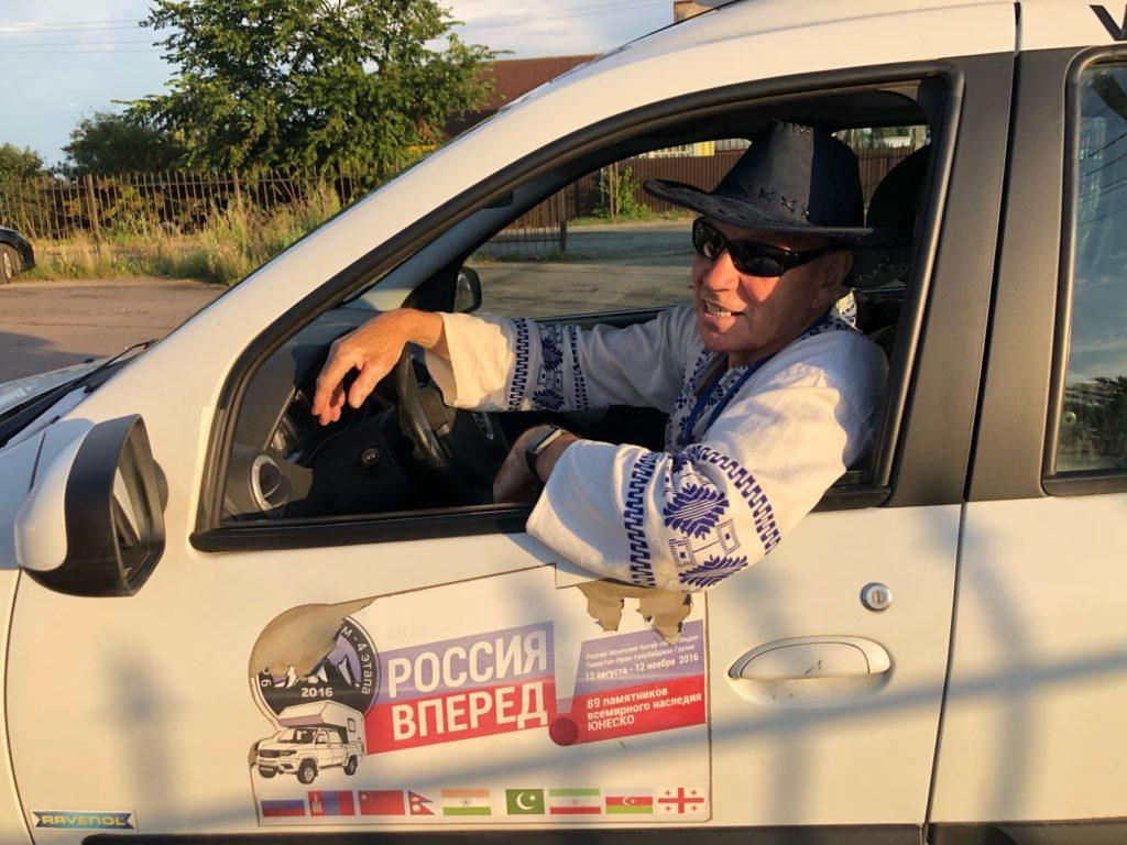 Автопутешественники и караванеры проехали по Тверской области «Государевой дорогой»