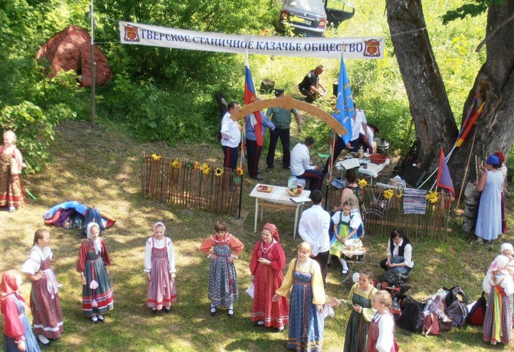 Тверские казаки покажут мастерство владения шашкой