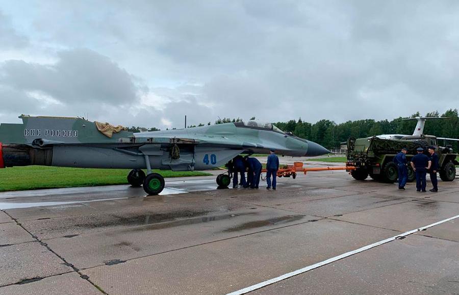 На территории Тверского Суворовского училища появится экспозиция военной техники