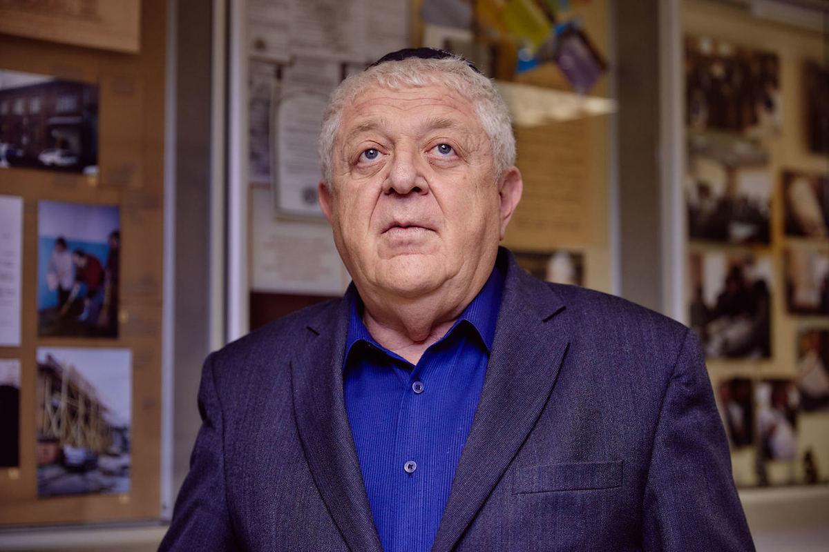 Главный кардиолог Тверской области Игорь Эльгардт отмечает юбилей